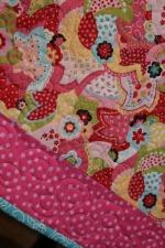 Miss L's First Quilt