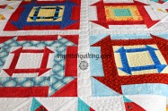 Jenny R's Block of the Month Quilt