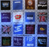 Deb G's Quilt for Hannah