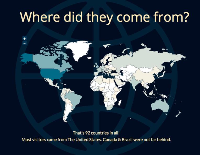 Where Do You Live 2015_