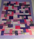 Deb G's Quilt for Lola