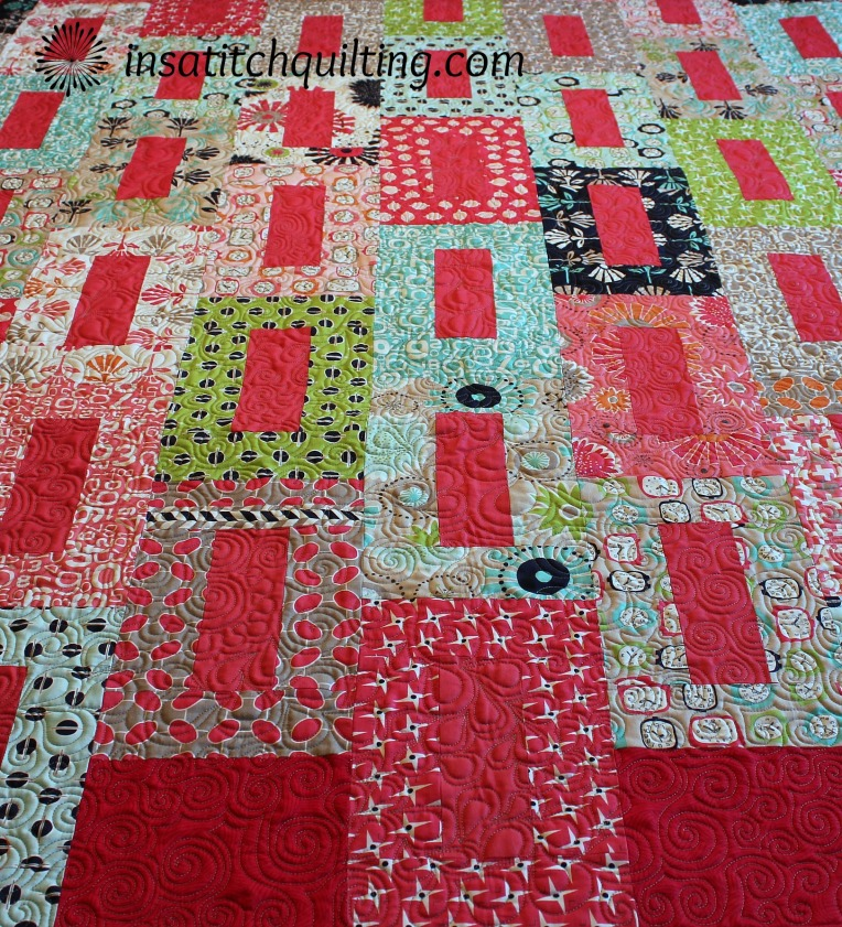 Miss L Quilt Overview