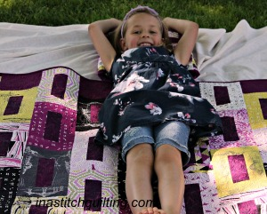Miss M Quilt Reveal