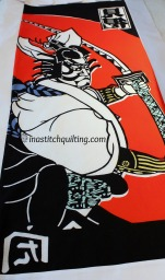 Mary P's Warrior Quilt