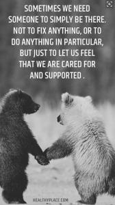 Sometimes We
