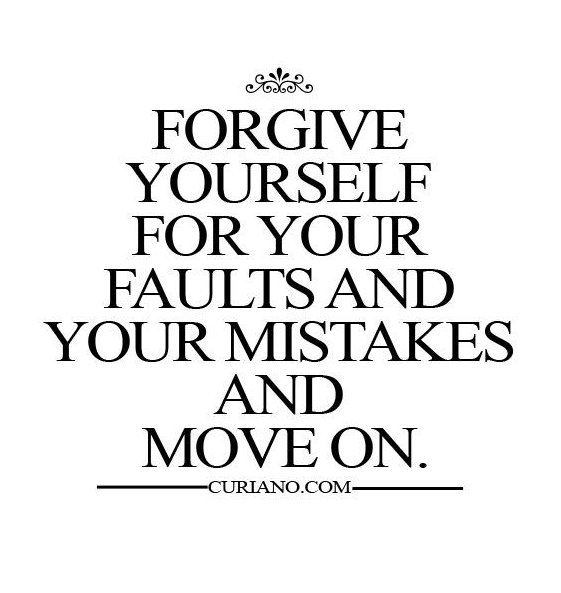 forgive-yourself