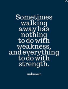 sometimes-walking-away