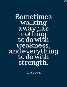 sometimes-walking-away