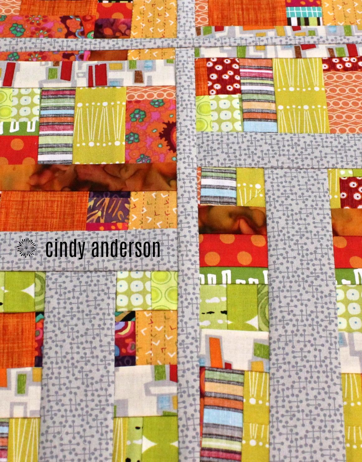 Art Quilt # 22: Crossroads