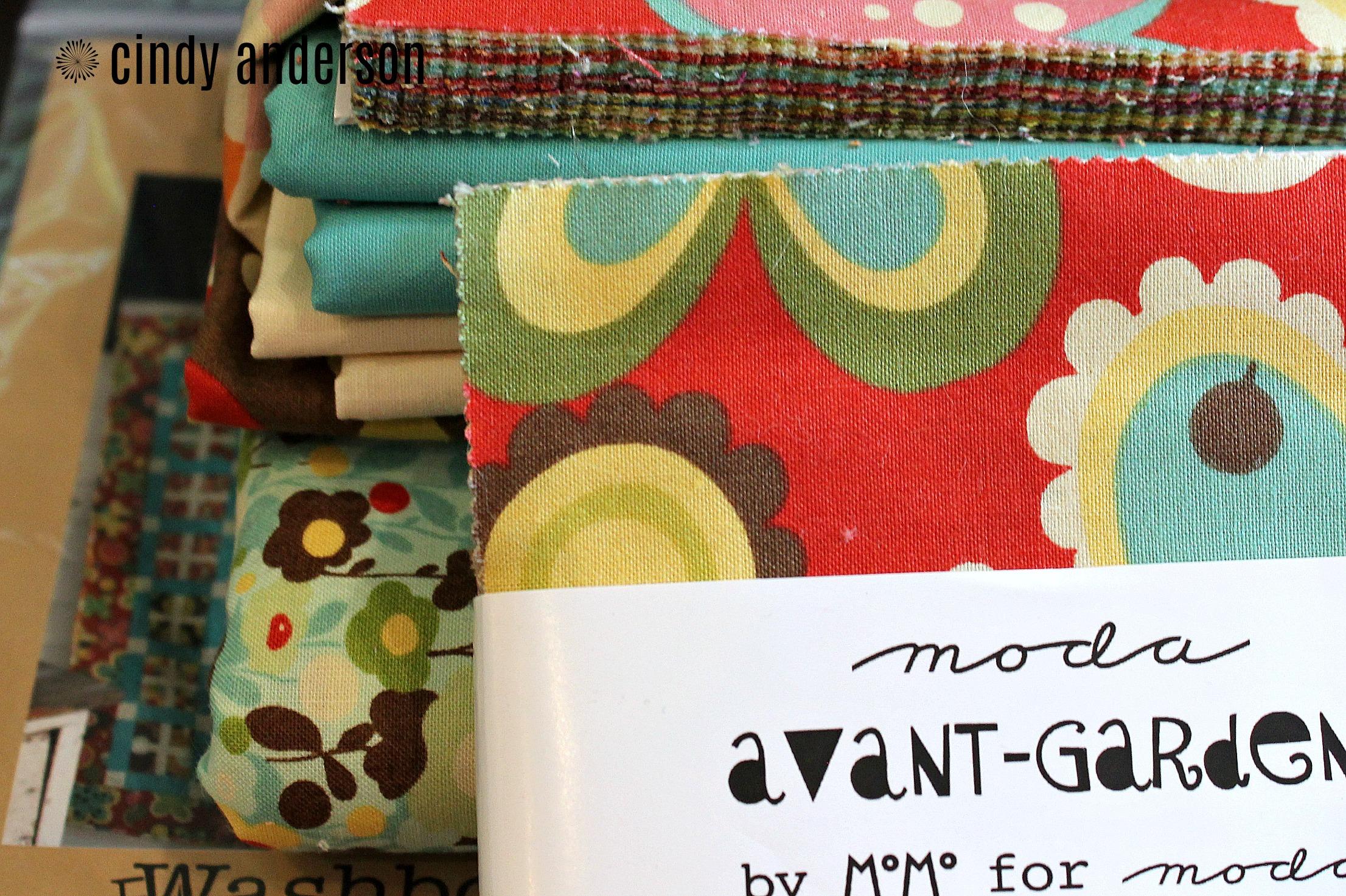 LuLus Garden Quilt Pattern