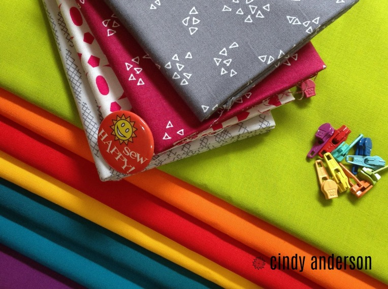 Solids, Fat Quarters & Zipper Pulls