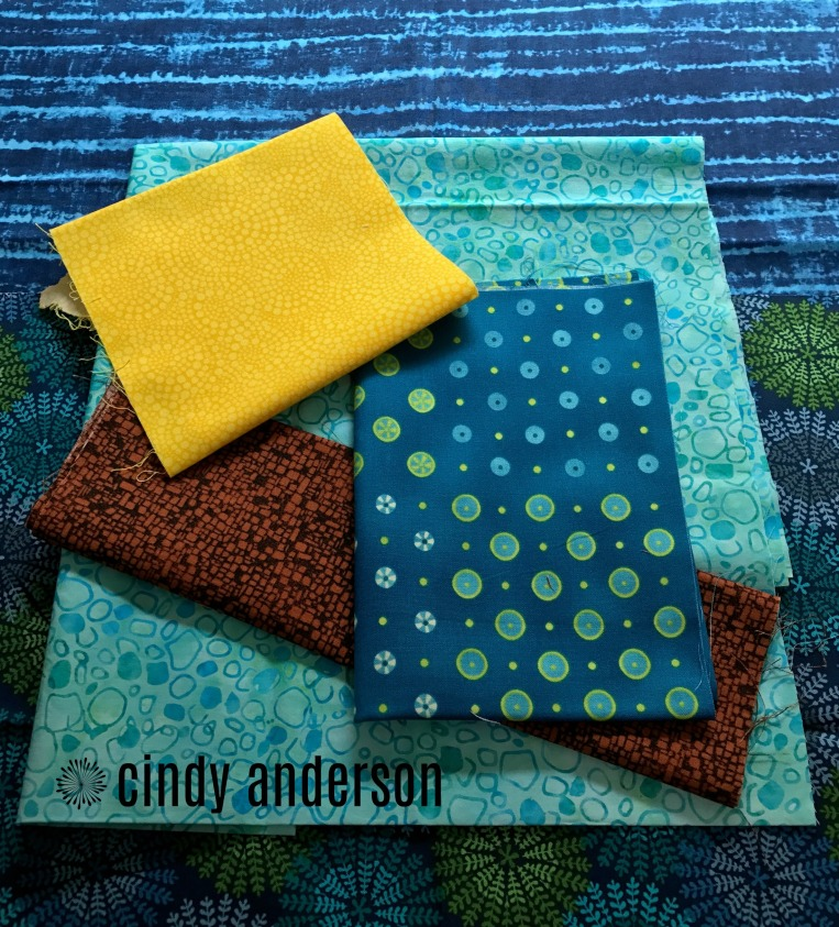 Textured Tweety Fabric Choices