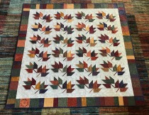 Harvest Melody Quilt Top