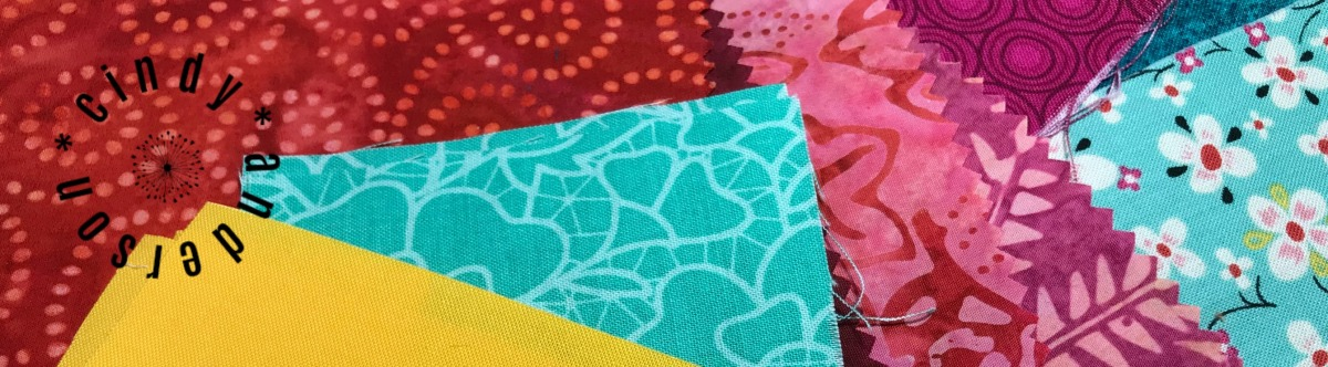 Project Quilting Season 9 Challenge 9.1