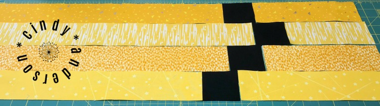 Regatta-Quilt-Yellow-Strips