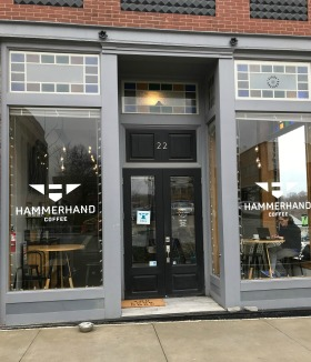 Hammerhand Coffee