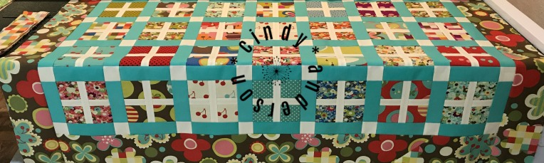 LuLus Garden Ready for Quilting